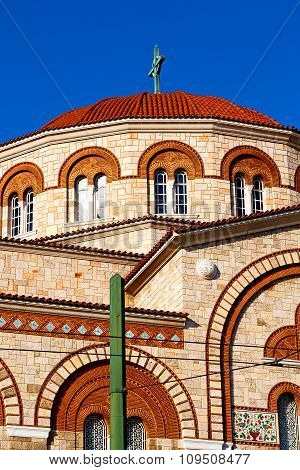 In Athens Cyclades Greece  Architecture   The Sky