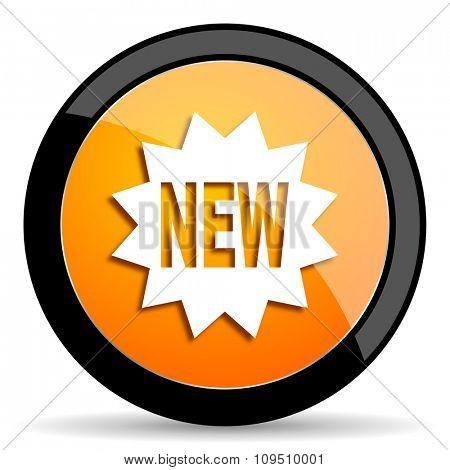 new orange icon