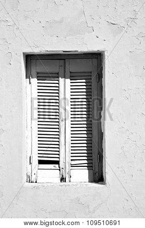 In Santorini Europe Greece  Old Architecture