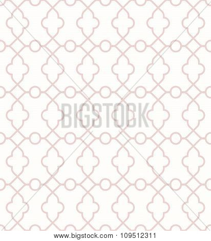 Geometric Seamless Vector Pattern
