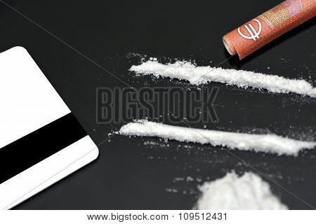 cocaine raws