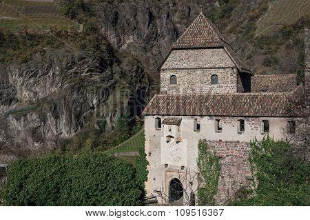 Castle Roncolo In Bolzano, Italy