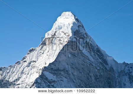 Ama Dablam mountain