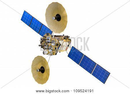 Model of Telecommunication Satellite