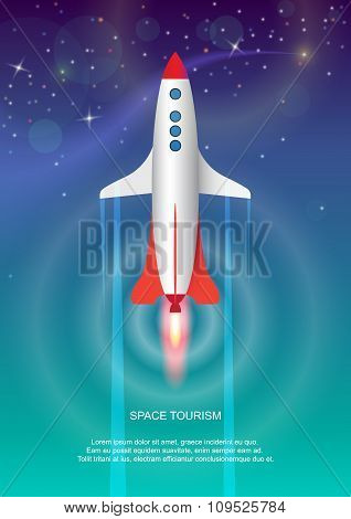 Rockets Space Tourism