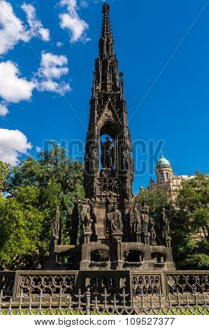 The Gothic Monument To Emperor Franz I