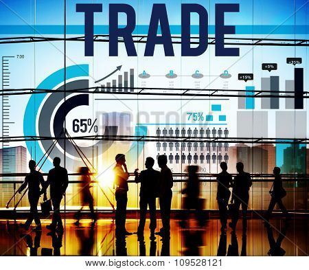 Trade Import Economy Transaction Merchandise Concept