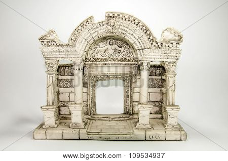 Miniature Model of Ancient Greece