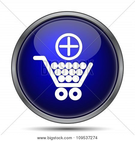 Add To Shopping Cart Icon