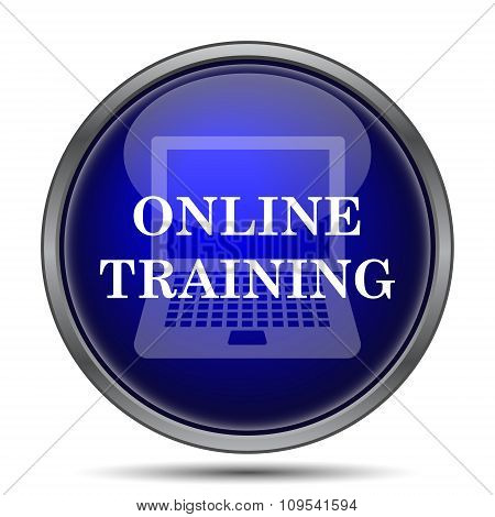 Online Training Icon