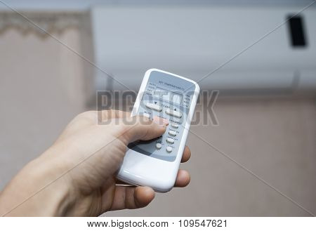 Remote Control For Air Conditioning