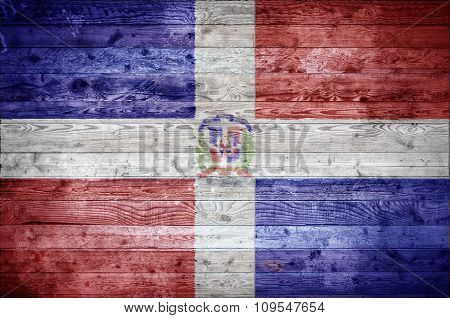 Wooden Boards Dominican Republic