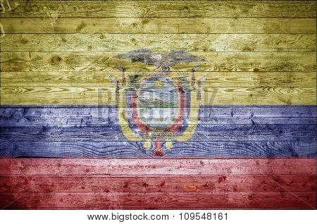 Wooden Boards Ecuador