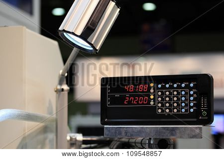 Digital Counter Unit