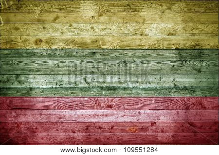 Wooden Boards Lithuania