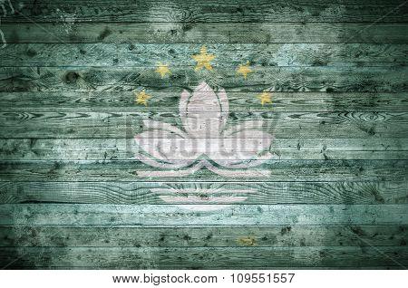 Wooden Boards Macau