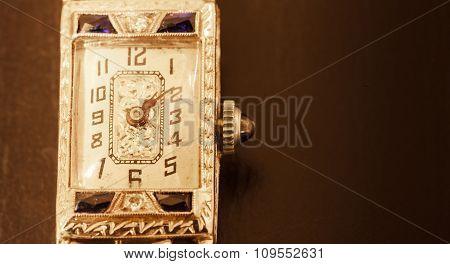 Antique luxury woman's watch