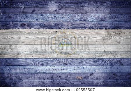 Wooden Boards Nicaragua