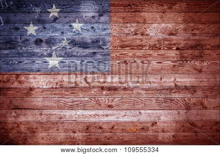 Wooden Boards Samoa