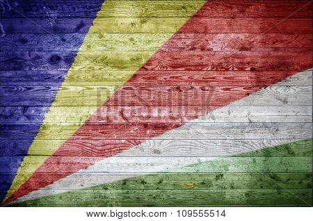 Wooden Boards Seychelles