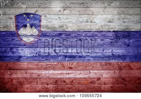 Wooden Boards Slovenia