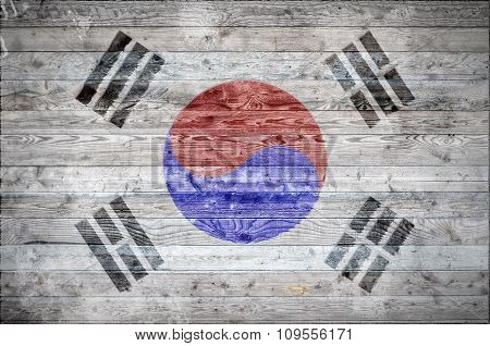 Wooden Boards South Korea