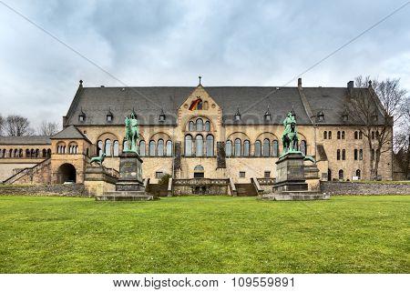 Kaiserpfalz, the Imperial Palace of Goslar