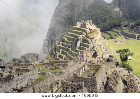 Setor religioso de Machu Picchu
