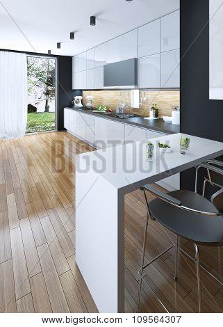 Kitchen Modern Style