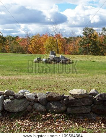 Maine Country Field Stones