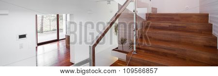 Simple Style Modern Stairs