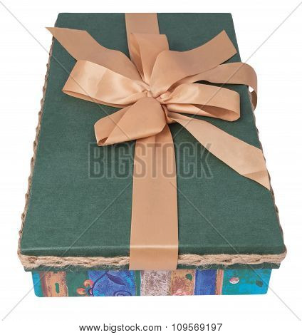 Gift Box On Top