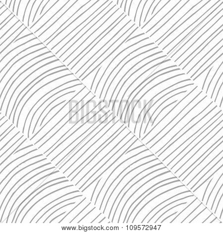Seamless pattern with hand drawn lines. Abstract background texture. Wood imitation