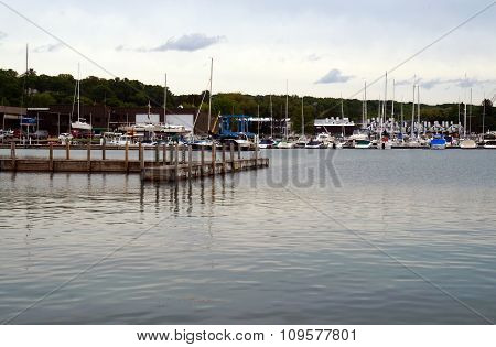 Harbor Springs Courtesy Dock
