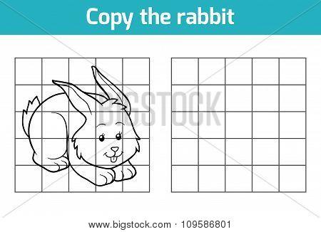 Copy The Picture: Rabbit
