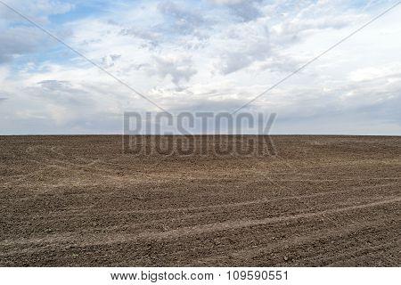 Arable Land To The Horizon