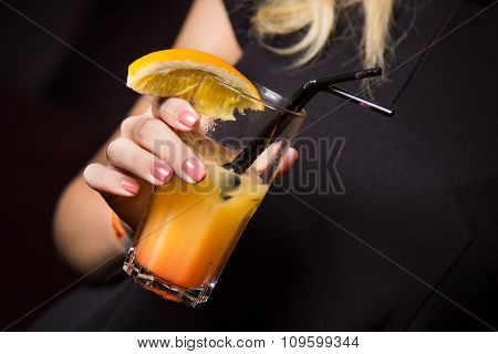 Cocktail In Hand