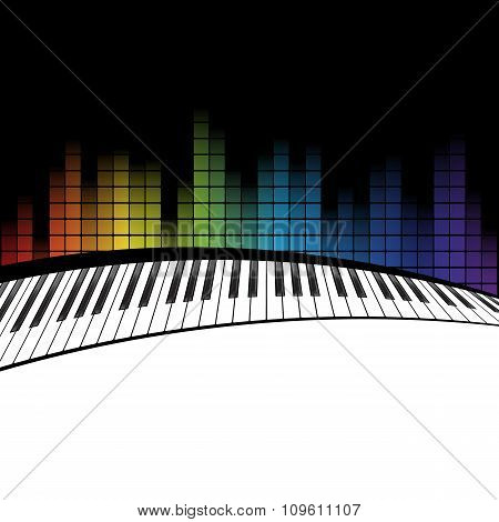 piano icon template