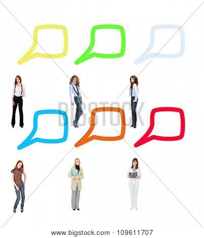 Speech Bubbles Situations Compilation