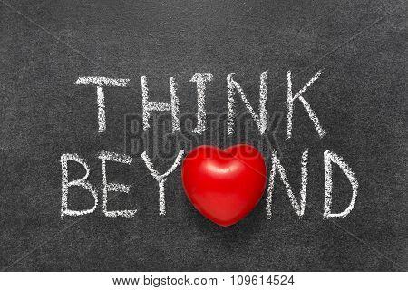Think Beyond Chb