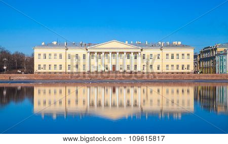 St. Petersburg, Russian Academy Of Sciences