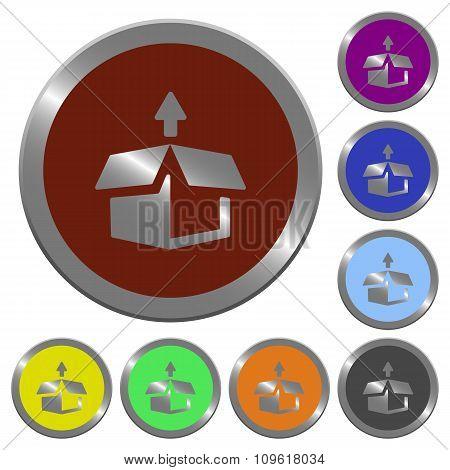 Color Unpack Buttons