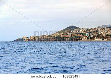 Funchal, District Sao Martinho, Madeira