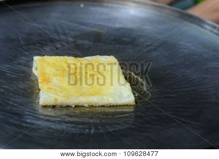 Fried Roti.