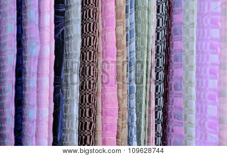 Woven Fabrics,woven Cloth Background.