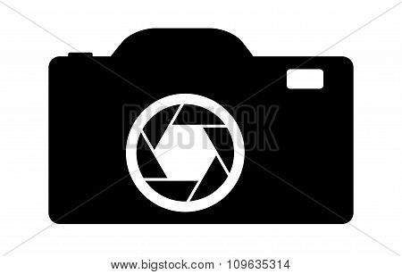 Camera Graphic Illustration