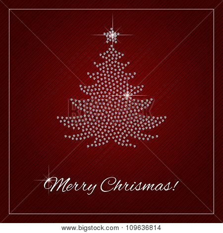 Rhinestone Christmas Template