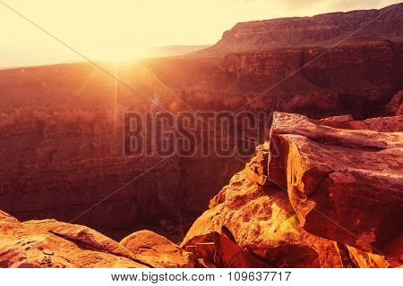 Grand Canyon landscapes