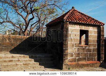 Intramuros Guard Post