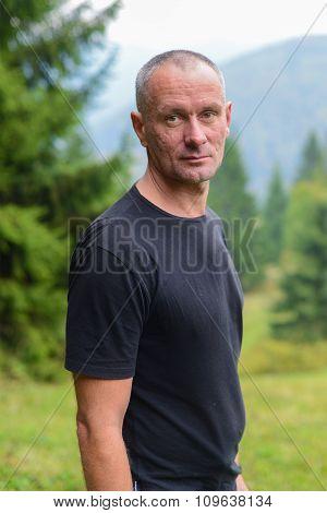 Hiker's Portrait